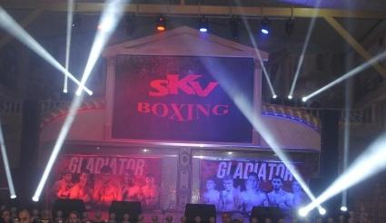 Вечер профессионального бокса 2 марта 2019г.